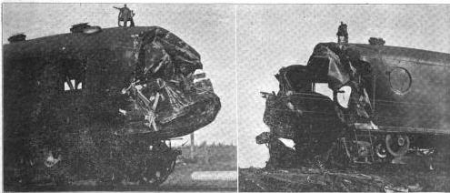 McKeen Motor Cars of the Grand Island Railroad.