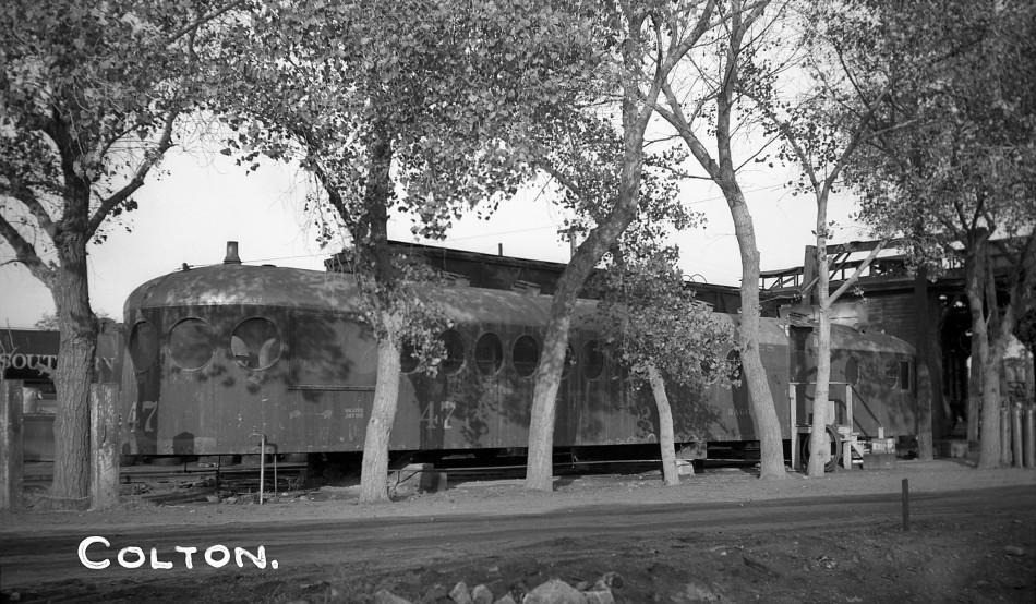 McKeen Motor Car 47 Colton Cal