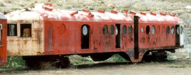 McKeen Car #22