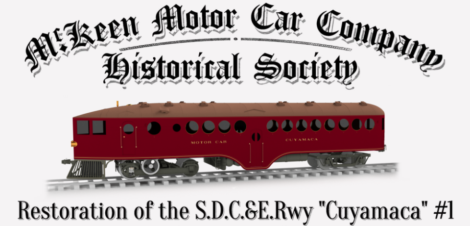 The McKeen Motor Car Website
