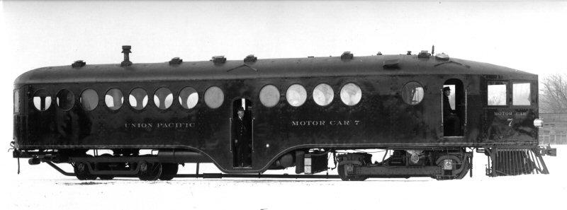 McKeen Car #7