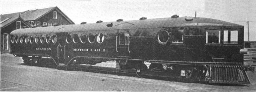 "McKeen Motor Car #2""Kulshan"" of the B.B.&B.C."