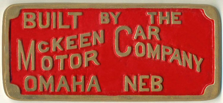 McKeen Builders Plate copy from Carson City